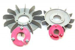 "13  1/8"" (333 mm) OD Plastic Replacement EZE-Fan® & EZE-Hub®"