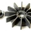 "3"" (76 mm) OD Mini Plastic Replacement EZE-Fan® & EZE-Hub®"