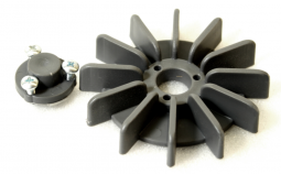 "3"" (76 mm) OD Mini Plastic Replacement EZE-Fan® & EZE-Hub®"