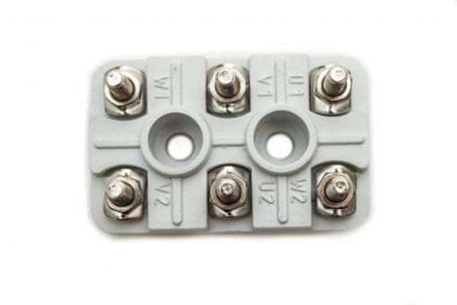 Terminal Blocks special-AEG-types, version c, 6-pole