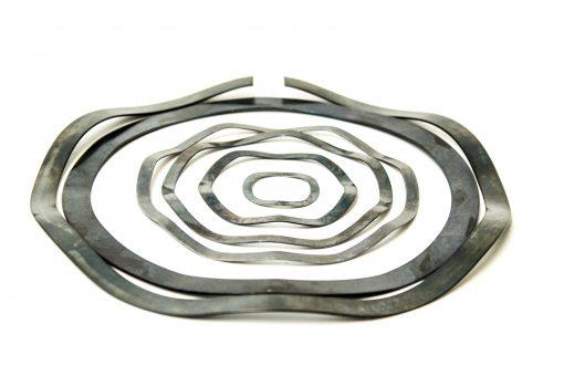 Wave Washers - Metric bearing retaining washers