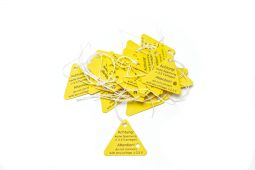 Warning Labels for Thermistors and Thermal Motor Protectors (HS 25)