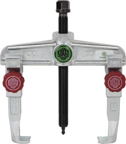 KUKKO Two-Arm Universal Pullers, Series 20+